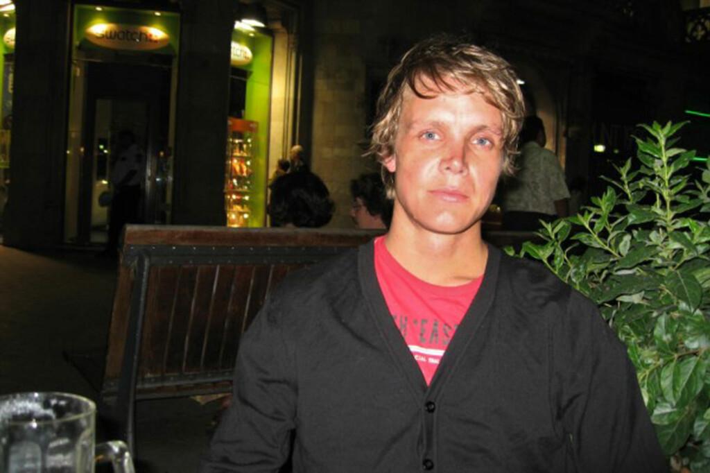ORDNET OPP: Arne Haraldstad nektet å gi seg, og fikk rentene på depositumet, som han hadde krav på. Ikke alle er like kunnskapsrike.  Foto: Privat