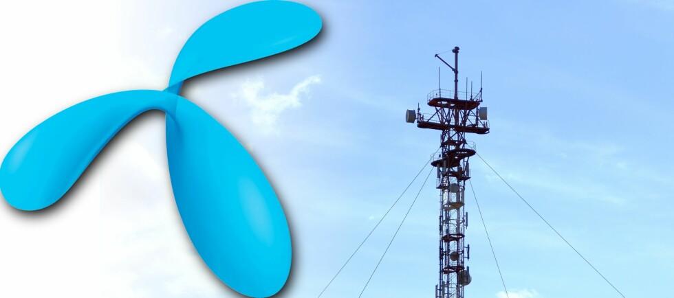 OPPGRADERER: Telenor pusser opp mobilnettet sitt, og lover blant annet bedre kvalitet på både samtale- og datatrafikk.