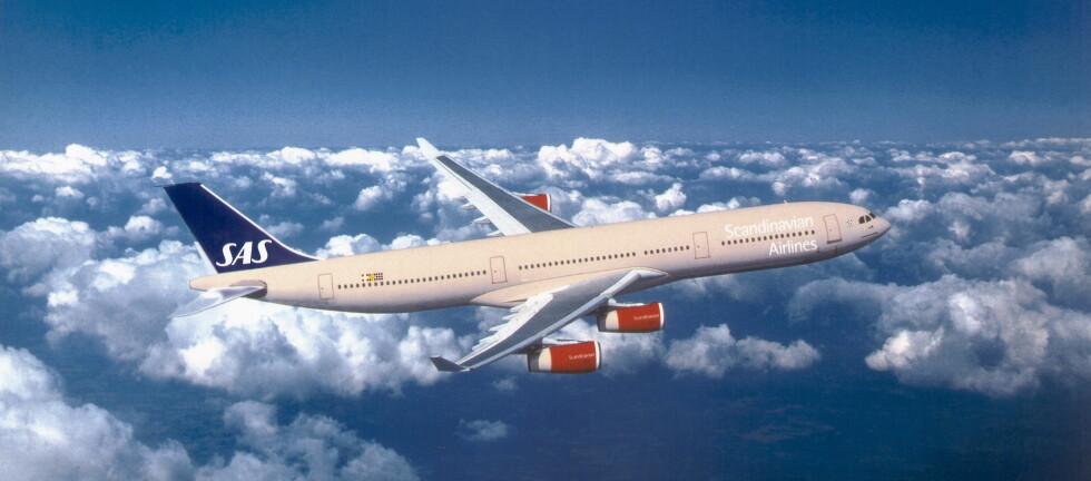 Kina har ikke flyttet på seg, men tiden det tar å reise, kortes inn med nye tilbud. Her ser du Airbus A340-300. Foto: SAS