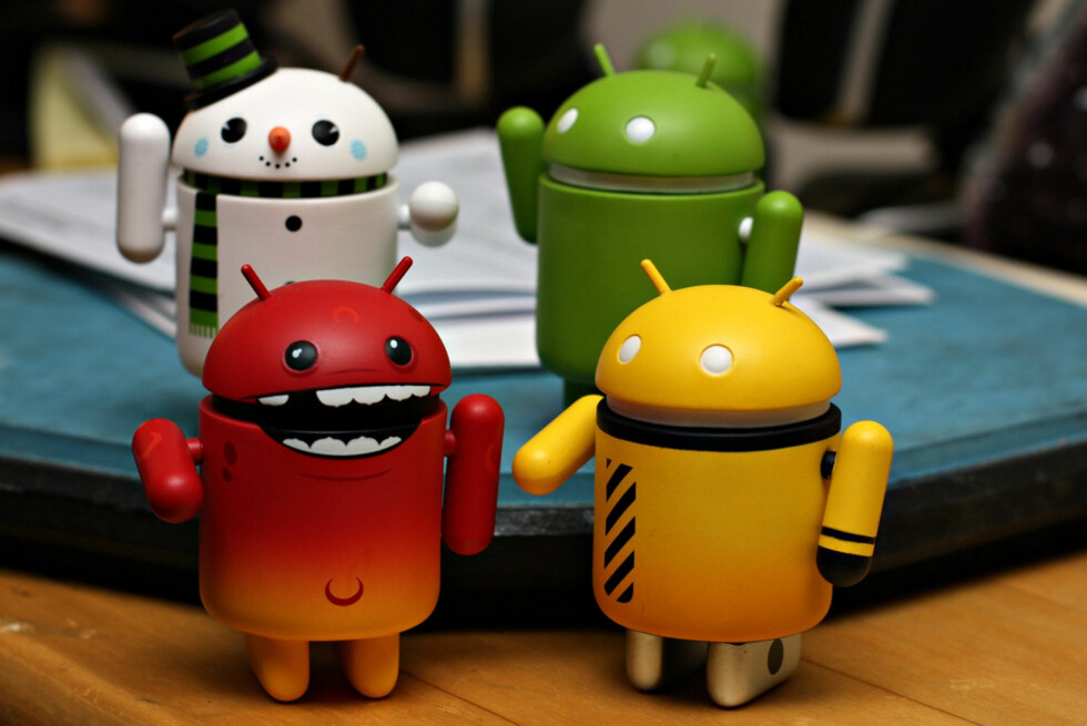 Foto: Little android figurines av Pictures from Heather, CC-BY