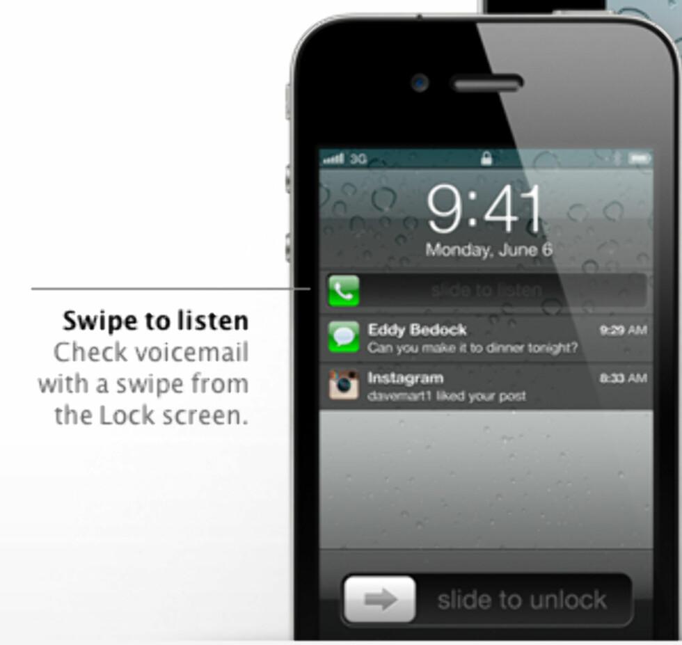 iOS5, OSX Lion og Apple iCloud