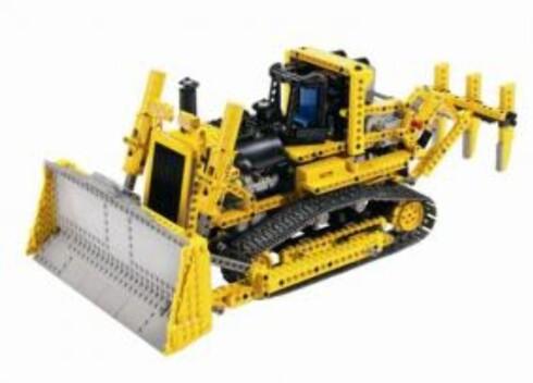 Skulle det friste med flere leker av samme slag, så er har Lego en rekke motoriserte saker å selge deg.