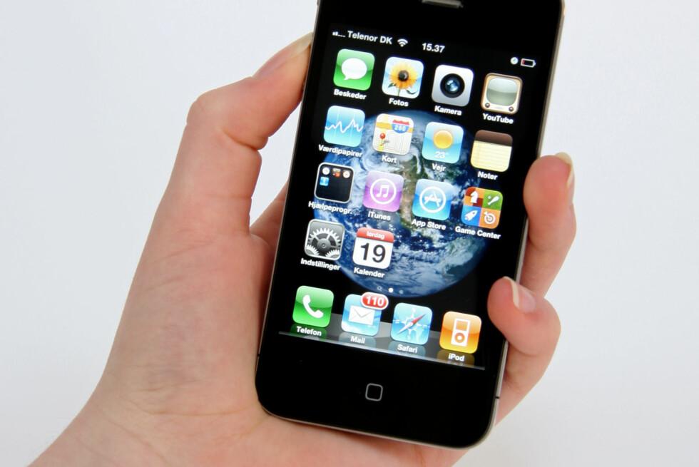 REGISTRER MOBILNUMMERET: Fra 1. juni 2009 kan man registre forskjellige mobilnumre ved reservasjon mot telefonsalg. Foto: Colourbox.com