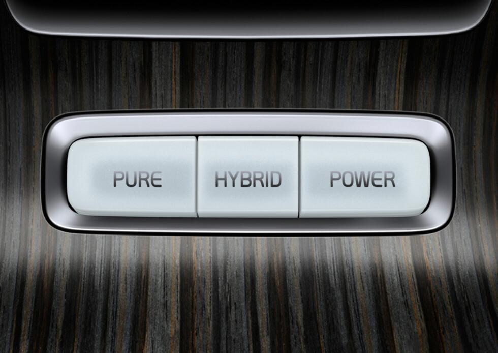 Prøvekjørt: Volvo V60 Plug-in Hybrid