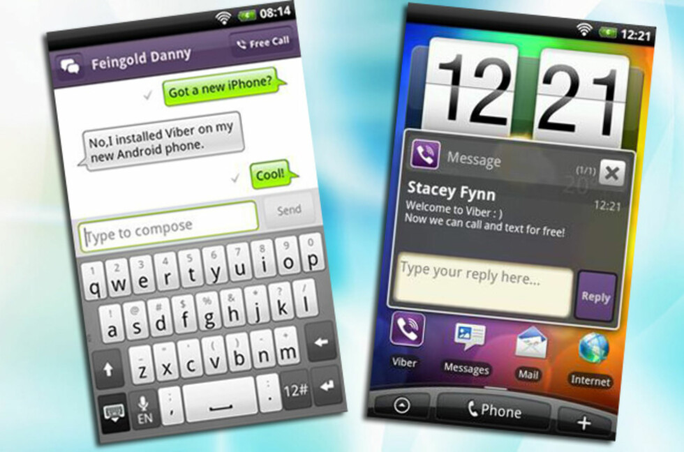 Viber beta for Android
