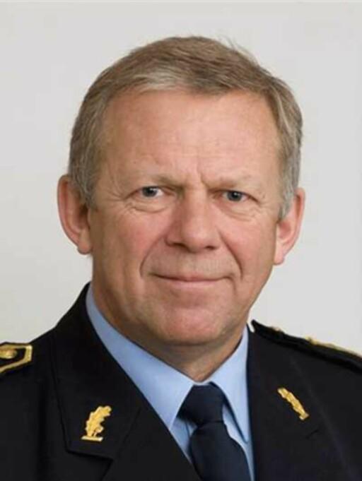 Jan Guttormsen i Politidirektoratet er ikke bekymret over utviklingen. Foto: POLITIET