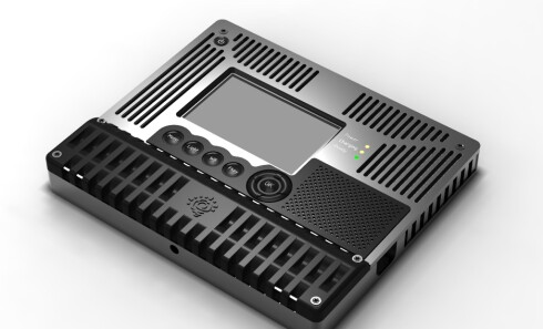 Floyd - prototype på smart lys for bilde og video fra RiftLabs Foto: Produsenten