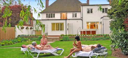 Populært nakenhotell i England