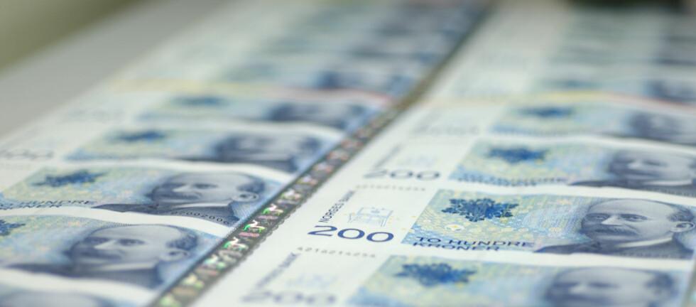 Norges Bank ønsker at det skal bli dyrere for kundene å bruke banktjenester. Foto: Katrine Lunke