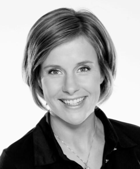 Kristina Picard er økonomiredaktør i DinSide. Foto: Astrid Waller