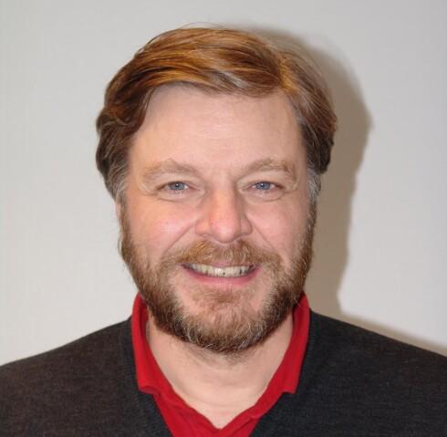 TVILER: Avdelingsoverlege Steinar Madsen i Legemiddelverket mener søvn er det eneste som hjelper.  Foto: Privat