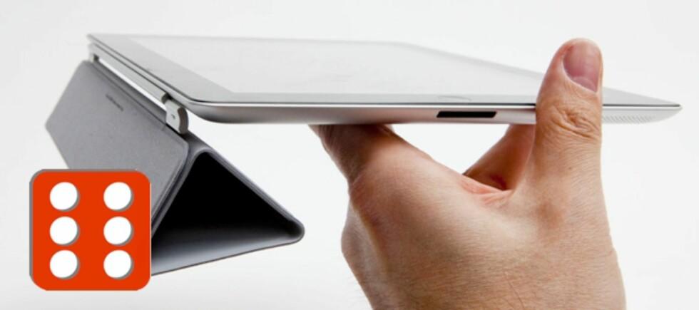 iPad 2 får du fra 2777 kroner akkurat nå. Det er mer enn 1100 kroner mindre enn den kostet for bare et par måneder siden. Foto: Per Ervland