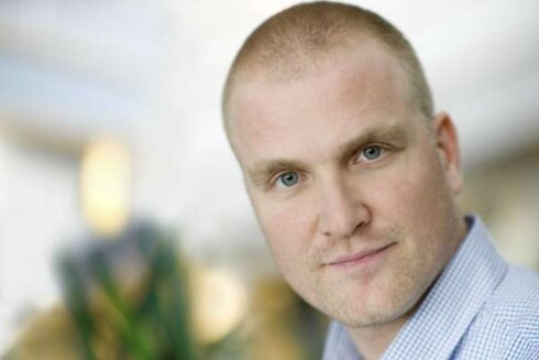 SKEPTISK: Lars Grøndal i Forbrukerombudet oppfordrer nordmenn til å holde seg unna konkurransen.  Foto: Forbrukerombudet