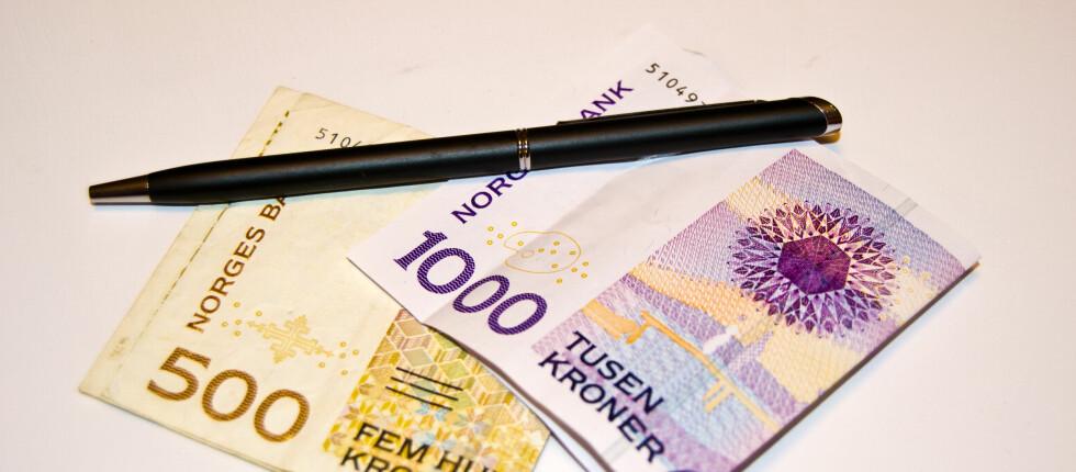 Hvor mye blir det egentlig? Mange nordmenn vil ikke merke mye til renteøkningen med det første. Foto: Colurbox.com