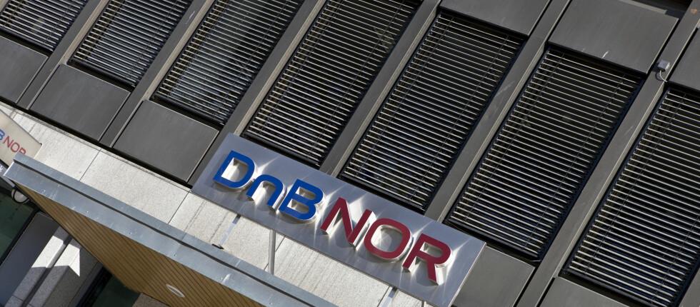 FØRST: DnB NOR ble første bank ut med renteheving etter Norges Banks økning av styringsrentene forrige uke. Foto: Colourbox.com