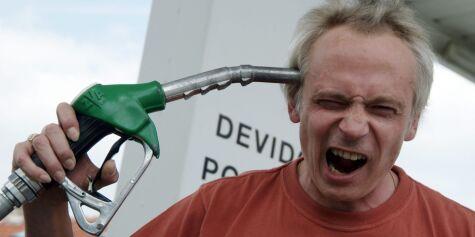 image: Grillkull dyrest på bensinstasjon