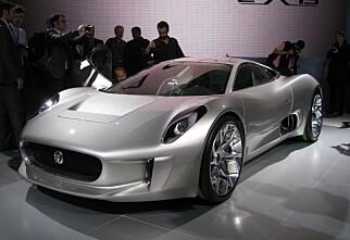Sensasjonell Jaguar skal produseres