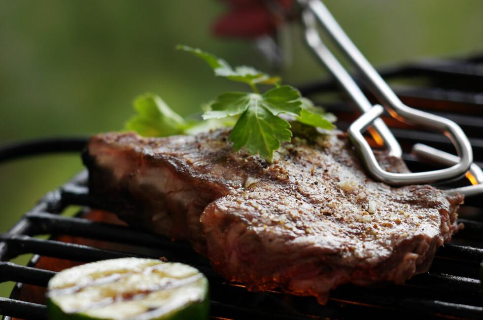 Sommer = Grill for 80 prosent av nordmenn. Foto: Colourbox.com