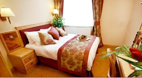 Langham Court Hotel ligger fem minutters gange fra Oxford Circus. Foto: Langham Court Hotel