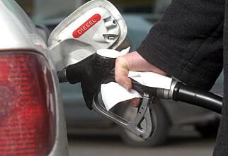 EU vil ha høyere avgifter på diesel