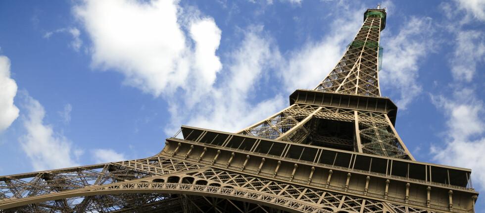 Oui, oui. Paris er og blir en hit når det gjelder europeiske byer. Foto: Colourbox.com