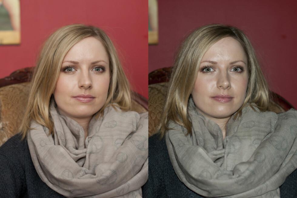 Forskjellene på å bruke ekstern blits og den innebygde blitsen i kameraet, er ofte store. Foto: Skjalg Bøhmer Vold