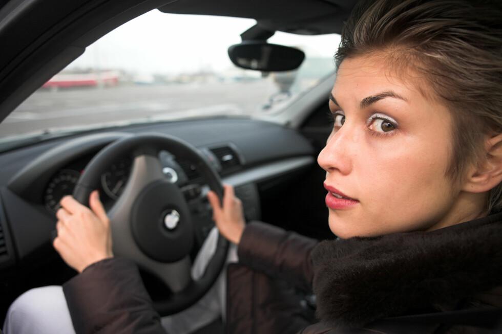 Hvor ofte vasker du rattet i bilen? Foto: Colourbox.com