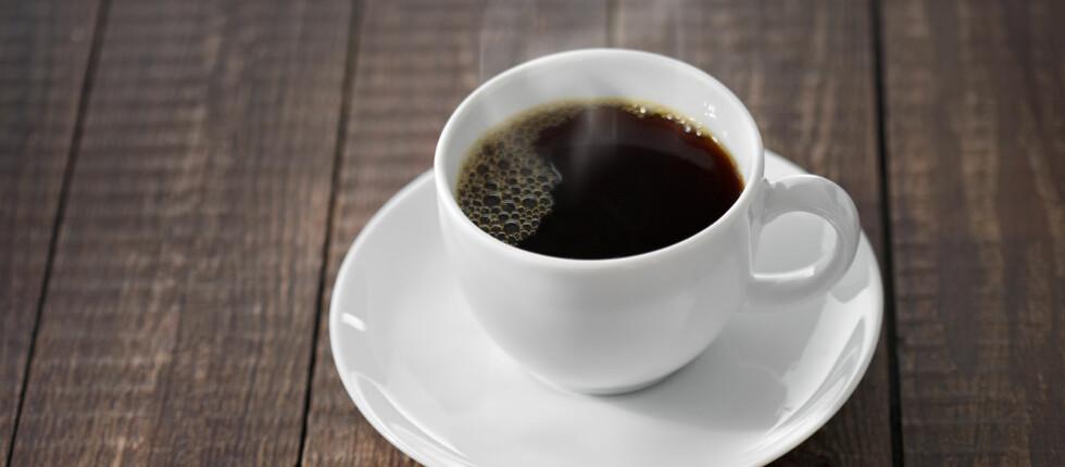 """PASSE VARM: Kaffebønnene """"Coffee Joulies"""" skal først kjøle ned kaffen, for så å holde riktig temperatur.  Foto: Colourbox.com"""