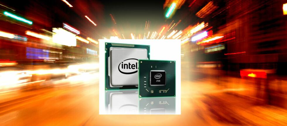 Z68-brikkesettet åpner for langt raskere PC-er.