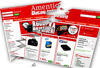 Amentio Datakjeden konkurs