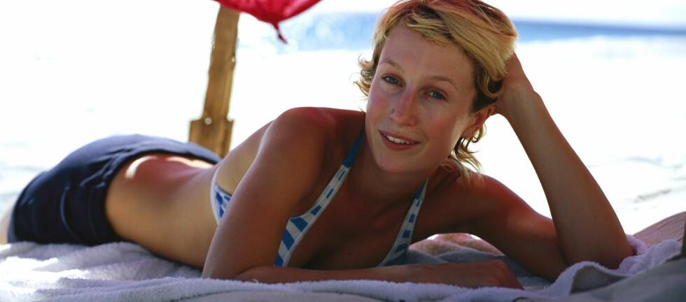 Drømmen er et hotell som ligger rett på stranda. Foto: Colourbox