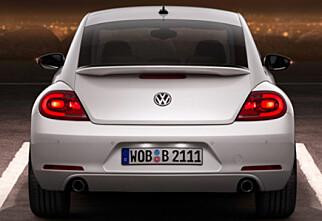 VW Beetle gjenoppstår