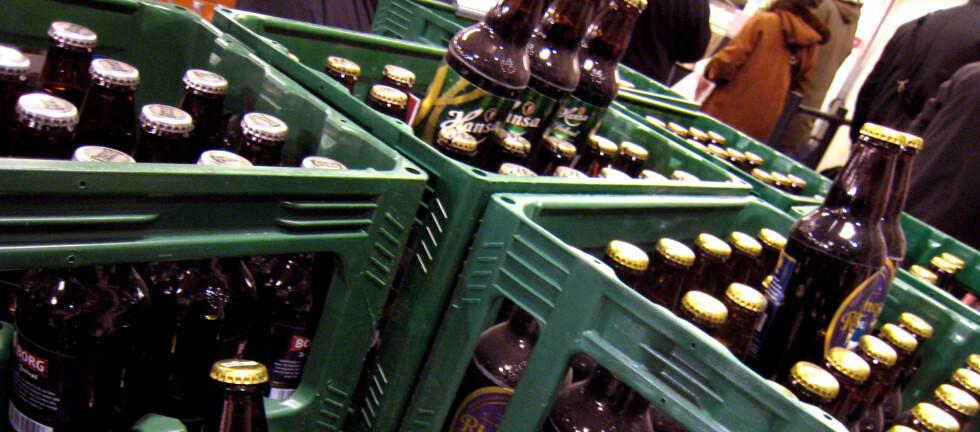 Det er ikke lett å holde styr på når du kan kjøpe alkoholholdige drikkevarer i påsken. Foto: Kim Jansson