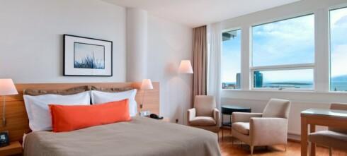 Sjekk inn: Hilton Reykjavik Nordica