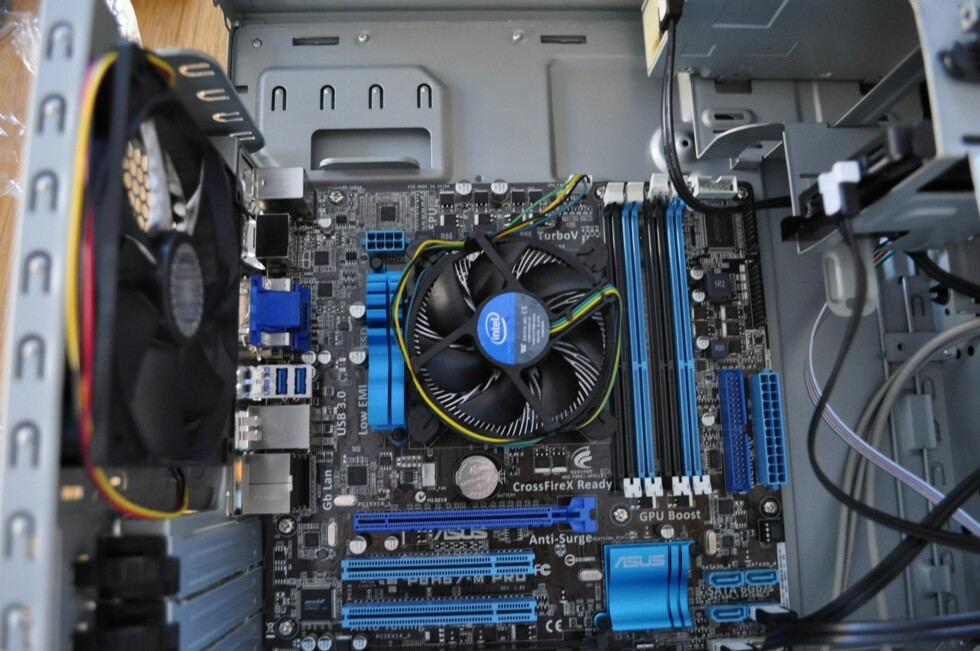 Så enkelt bygger du PC-en din selv