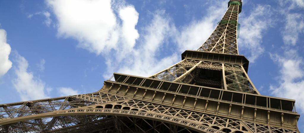 Paris er ikke like hipt som før. London er på toppen av utenlandske storbyer. Foto: Colourbox.com