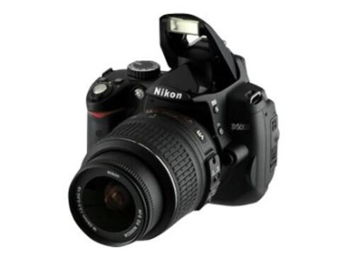 POP: Speilreflekskameraer kommer i de fleste prisklasser, og kan gi konfirmanten en ny hobby på kjøpet.  Foto: Nikon