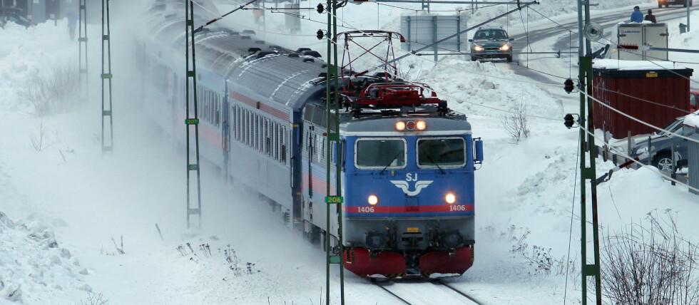 BILLIGST: SJ er billigste transportmiddel til stockholm i DinSides prissjekk. Foto: SJ