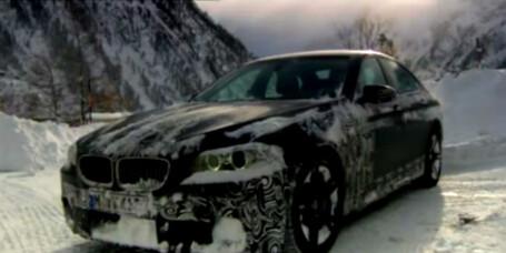 Lekket: 2012 BMW M5