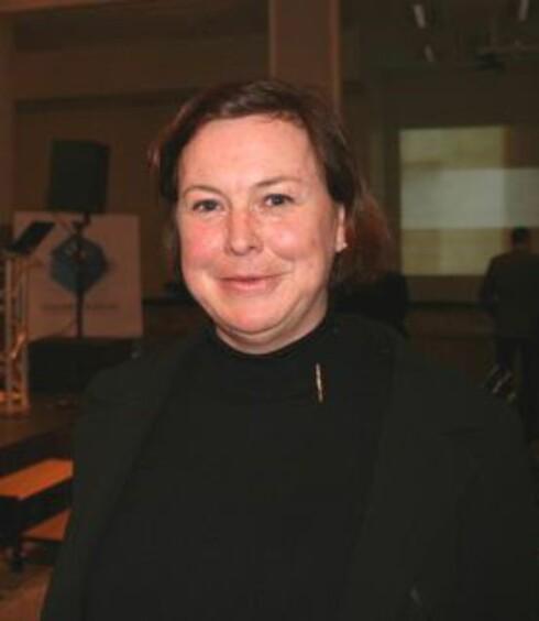 Elisabeth Realfsen er redaktør og daglig leder i Finansportalen.no Foto: DinSide