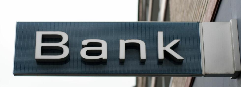 Du får ikke alltid samlerabatt. Mange tjener på å bruke flere banker. Foto: Colourbox.com