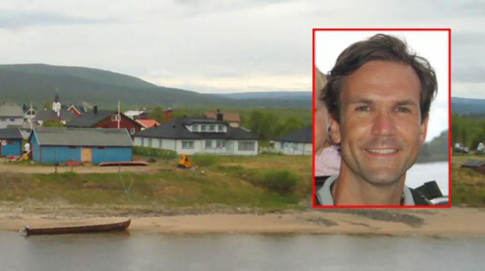 Christian Hellstrøm fikk slettet 100.000 froner av studielånet. Foto: Miikael Hellman/Privat