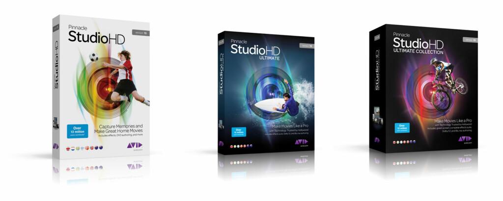 image: Pinnacle Studio HD 15