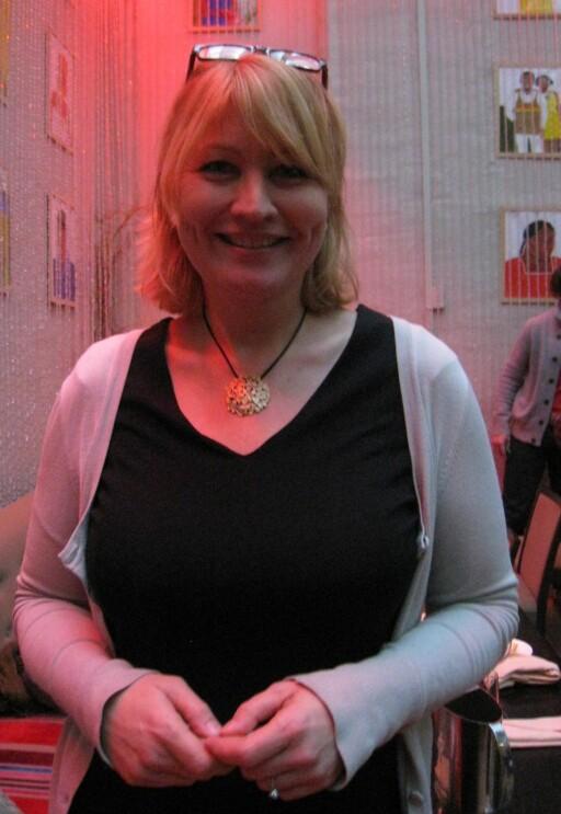 Helen Begby er informasjonssjef i Apollo. Foto: Silje Ulveseth