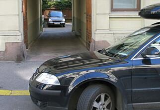 Irriterende parkeringsfeil