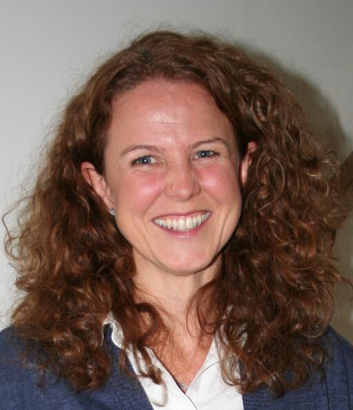 Fagsjef for uteluft og inneklima, Britt Ann K. Høiskar. Foto: Berit B. Njarga