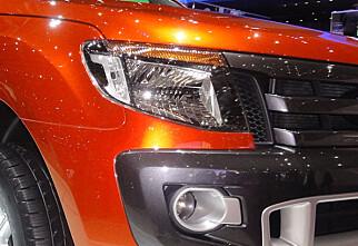 Ford Ranger Wildtrak: Litt av en tøffing