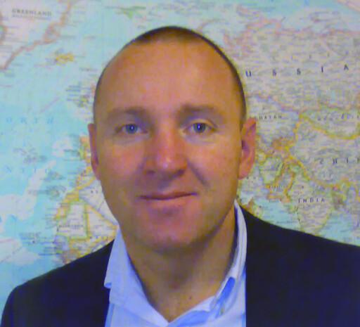 Christian Fr. Grønli er administrerende direktør i Ving. Foto: Ving Norge