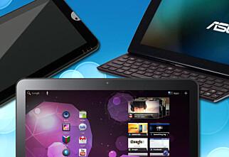 De største iPad-utfordrerne