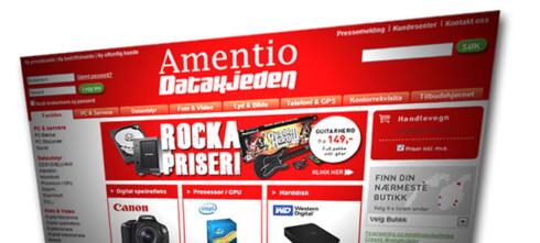 Amentio Datakjeden kan gå konkurs